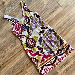 COPY - Tori Richard Resort Wear Sleeveless Dress …